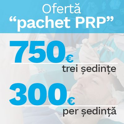 Oferta Pachet PRP - Look Clinic