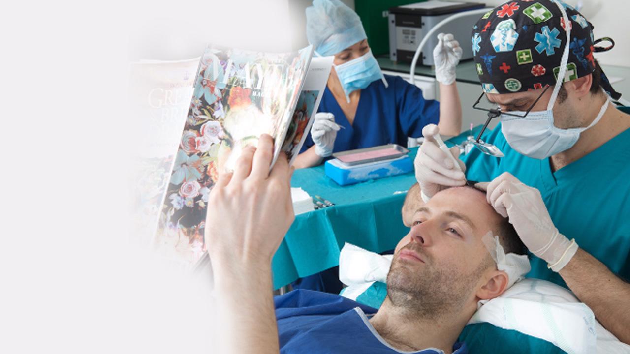 Cum se realizează implantul de păr, una dintre cele mai populare intervenții estetice din România