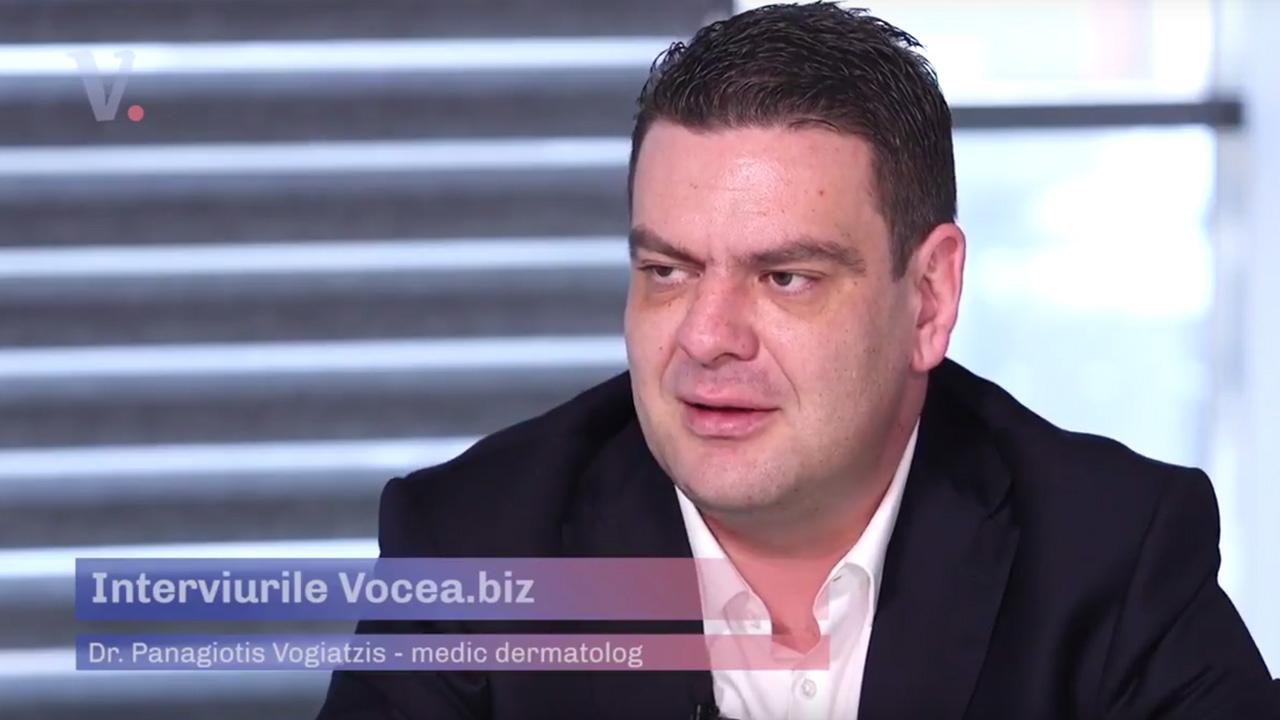 Dr. Panagiotis Vogiatzis – Implant de sprancene, Vocea.biz